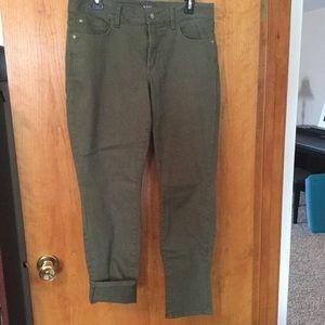 NYDJ Jeans - 5-pocket convertible ankle skinny jeans